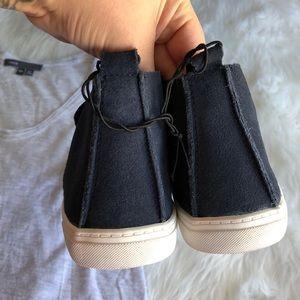 DV by Dolce Vita Shoes - DV • Navy Slip On Sneakers